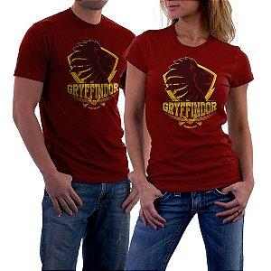 Camiseta Escola de Magia - Gryffindor