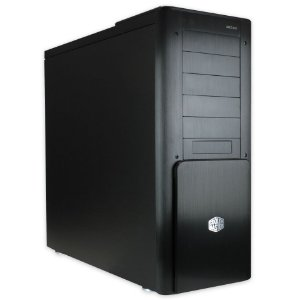 Gabinete Gamer CoolerMaster ATX ATCS 840 RC-840-KKN1-GP Black