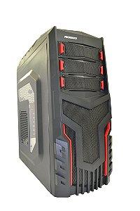 Gabinete Gamer Microdigi MD-510BR