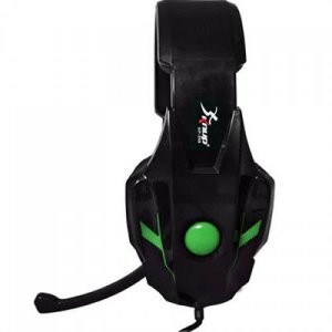 Headset Gamer Knup KP-358 USB Verde