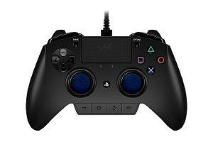 Controle Gamer Razer Ps4 Raiju