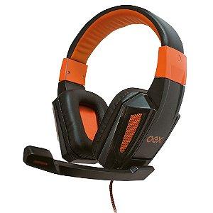 Headset Gamer OEX Combat - HS 205