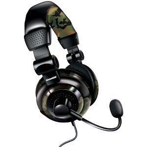 Headset Gamer Dreamgear Elite DGUN-2574 com Controle de Volume - PS4, PS3, Xbox 360, Wii, WiiU, PC