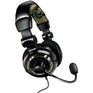 Headset Gamer Dreamgear Elite DGUN-2574 com Controle de Volume - PS4, PS3, Xbox 360, Wii, WiiU, PC