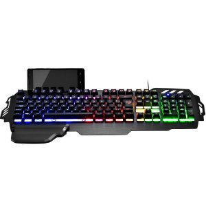 Teclado Gamer Semi Mecânico Multilaser Warrior - TC210