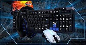 Combo Gamer Game7 Warrior - New Gamer