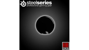 SteelSeries Flux Outer ear-cup plate Black Gloss