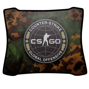 Mouse Pad Gamer Magnum Counter Strike Global Offensive Speed Medio