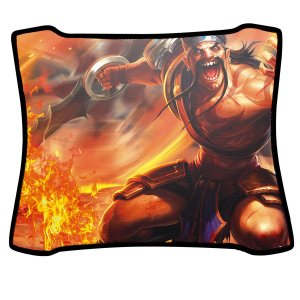 Mouse Pad Gamer Magnum League of Legends Draven Speed Medio