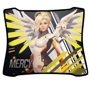 Mouse Pad Gamer Magnum Overwatch Mercy Speed Medio