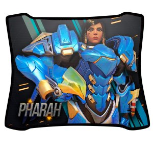 Mouse Pad Gamer Magnum Overwatch Pharah Speed Medio