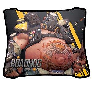 Mouse Pad Gamer Magnum Overwatch Roadhog Speed Medio
