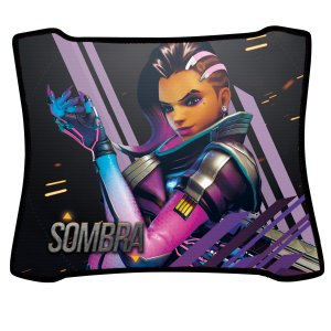 Mouse Pad Gamer Magnum Overwatch Sombra Speed Medio