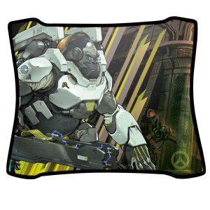 Mouse Pad Gamer Magnum Overwatch Winston Speed Medio