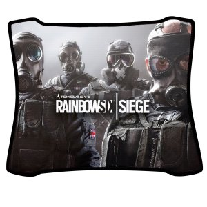 Mouse Pad Gamer Magnum Rainbow Six SAS Speed Medio