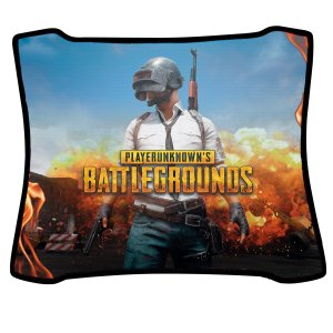 Mouse Pad Gamer Magnum Playerunknowns Battlegrounds Speed Medio