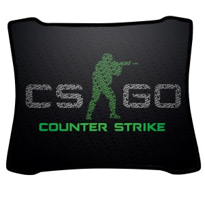 Mouse Pad Gamer Magnum CSGO Green