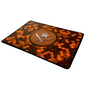 Mouse Pad Gamer Counter Strike Global Offensive - Terrorista CSGO - Speed Grande
