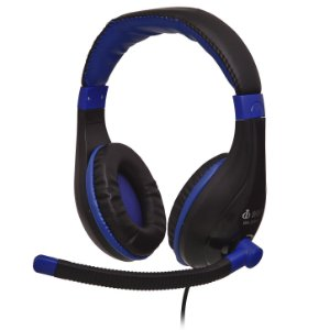Headset Gamer GM-720MV Infokit - Azul