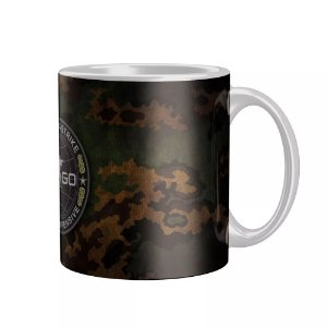 Caneca Counter Strike Global Offensive Camuflado