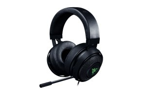 Headset Gamer Razer Kraken V2 Chroma 7.1 Gunmetal Edition