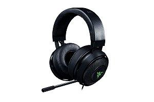 Headset Gamer Razer Kraken V2 Chroma 7.1 Gunmetal Edition