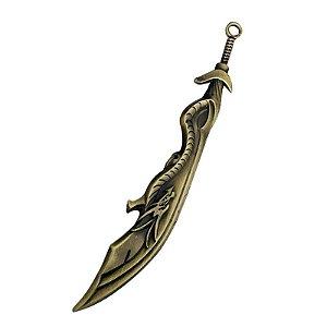 Chaveiro - Espada League of Legends Trynda