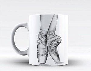 Caneca Bailarina