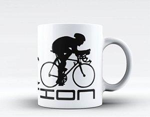 Caneca Evolução Ciclismo