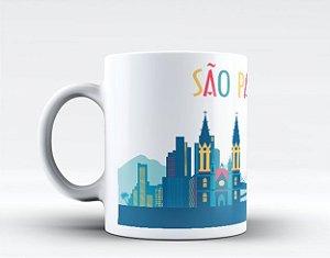 Caneca Cidade de São Paulo