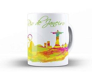 Caneca Cidade do Rio de Janeiro