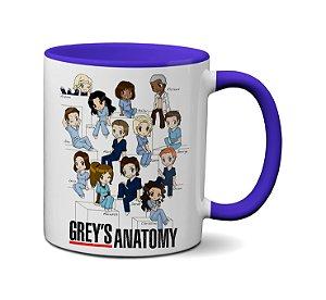 Canecas Coloridas - You're My Person Grey's Anatomy
