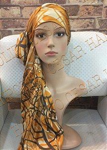 Lenço  turbante  feminino coloridos
