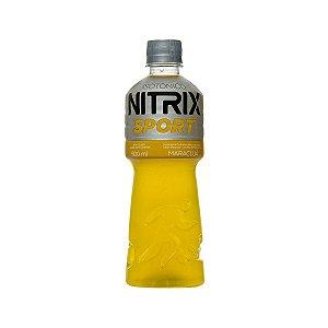ISOTÔNICO NITRIX MARACUJA - 500ML - FARDO COM 12 UNIDADES