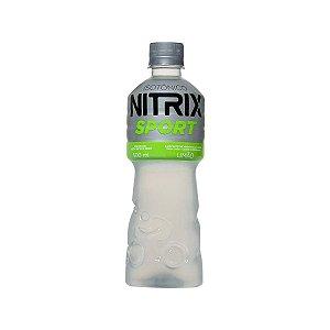 ISOTÔNICO NITRIX LIMÃO - 500 ML - FARDO COM 12 UNIDADES