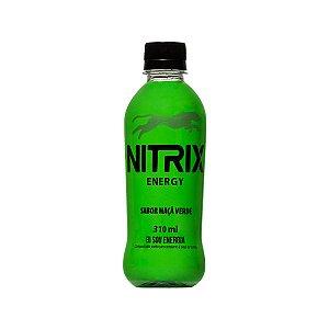 ENERGÉTICO MAÇÃ-VERDE NITRIX 310ML - FARDO COM 12 UNIDADES