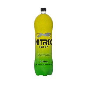ENERGÉTICO NITRIX CITRUS 2 L - FARDO COM 06 UNIDADES