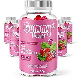 Gummy Power 150 dias