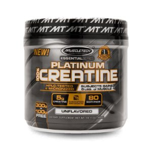 Platinum 100% Creatine 400g - Muscletech