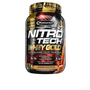 Nitro Tech Whey Gold 1.02kg - Muscletech
