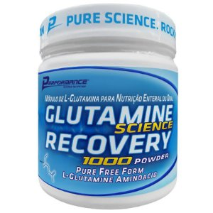 Glutamina Science 300g - Performance Nutrition