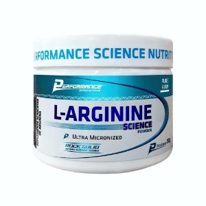 L-Arginine Science 150g - Performance Nutrition