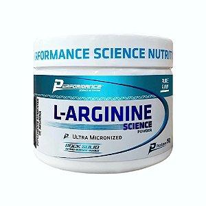 L-Arginine Science 150g - Performance Nutrition