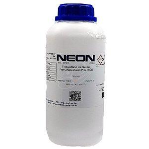 Tiossulfato de Sódio 5H2O PA ACS 1KG Neon