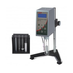 Viscosímetro Rotacional Digital Faixa de Medição 60-6.000.000 MPA.S Ref MVD20