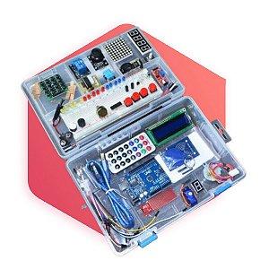 Conjunto Arduino + RFID Kit CTEAM Ensino robótica