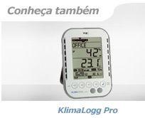 Data Logger Klimalogg Pró Termo-higrômetro e Transmissor Incoterm