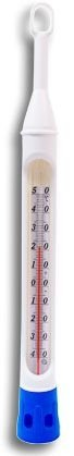 Termômetro para Refrigeração com Proteção de Plástico -40+50:1°C Incoterm