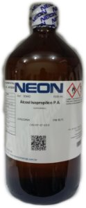 Alcool Iso Propilico PA 1lt Neon