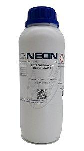 Edta Sal Dissodico (2H2O) PA 500g Neon